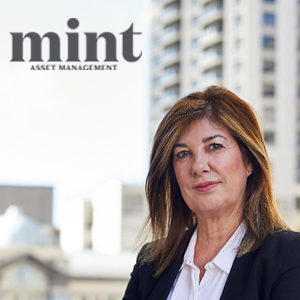 Rebecca Thomas, Chief Executive Officer Mint Asset Management