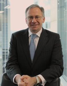 Justin Walsh: FTSE director Australia and New Zealand