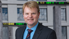 Mark Peterson: NZX head of markets