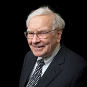 Warren Buffett: Berkshire Hathaway founder